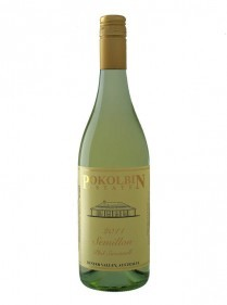 Phil Swannell Semillon 2011