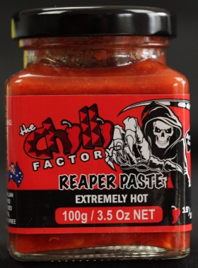 Wines and Gourmet Foods Center, Chilli Factory: Reaper Paste 100g