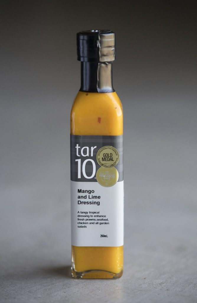 Wines and Gourmet Foods Center, Tar10: Mango & Lime Dressing