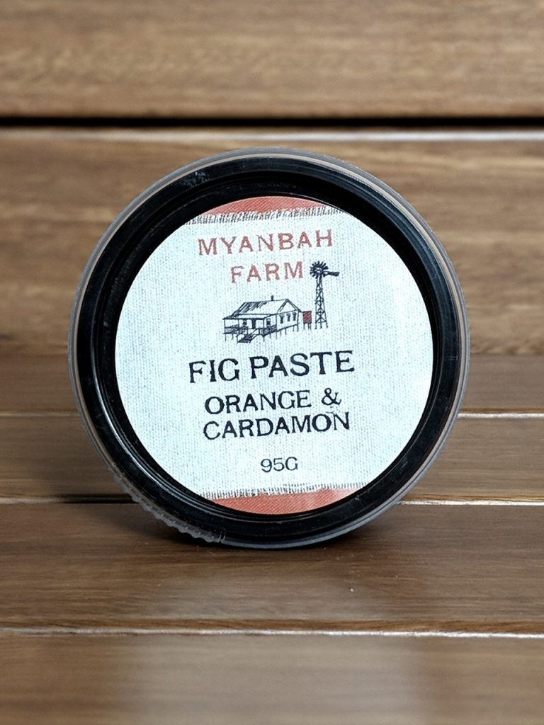 Wines and Gourmet Foods Center, Myanbah Farm: Fig Paste 100g