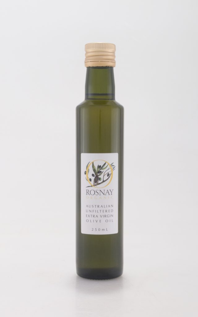 Wines and Gourmet Foods Center, Olive Oil 250ml: Rosnay Organic Unfiltered