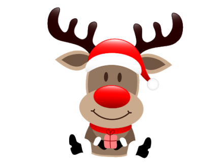 Rudolph's Red Pack -