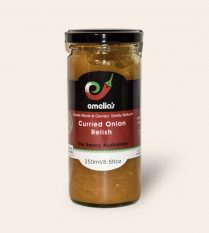Wines and Gourmet Foods Center, Relish: Curried Onion Relish 250g