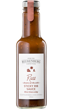 Wines and Gourmet Foods Center, Beerenberg: Sticky Rib Sauce
