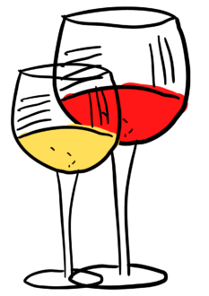 Mixed Wine Tasting 6 Pack: Members Favourites -